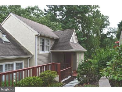 Media Townhouse For Sale: 164 Trout Run Mews E