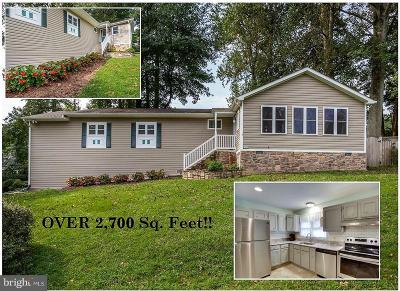 Calvert County, Charles County, Saint Marys County Single Family Home For Sale: 3649 5th Street