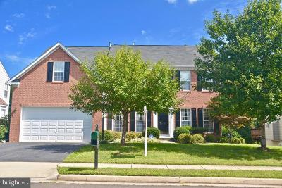 Bristow VA Single Family Home For Sale: $549,900
