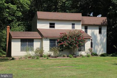 Easton Single Family Home For Sale: 33354 Fox Road
