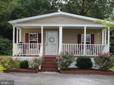 Seaford Mobile/Manufactured For Sale: 440 Long Branch Road #54748