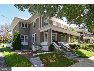 West Reading Single Family Home For Sale: 237 Reading Avenue