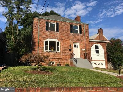 Bladensburg Single Family Home For Sale: 4212 54th Street
