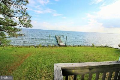 Calvert County, Charles County, Saint Marys County Single Family Home For Sale: 40361 Old Breton Beach Road