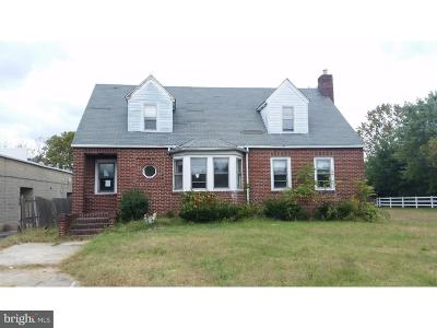West Deptford Twp Single Family Home For Sale: 540 Crown Point Road