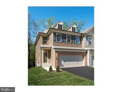 Downingtown Townhouse For Sale: 0054 Mulligan Court