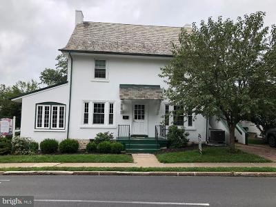 Bucks County Commercial For Sale: 47 W Oakland Avenue