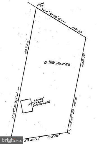 Stafford Residential Lots & Land Active Under Contract: 1927 Jefferson Davis Highway