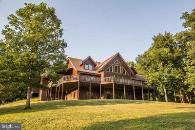 Madison County Single Family Home For Sale: 5919 Ruth Road