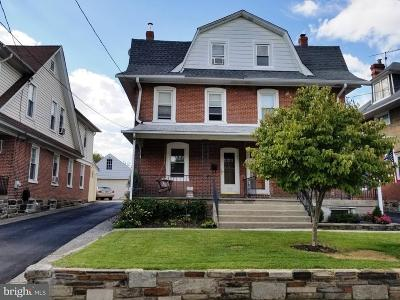 Bryn Mawr Single Family Home Under Contract: 820 Penn Street