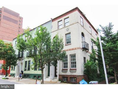 Rittenhouse Square Townhouse For Sale: 2122 Sansom Street