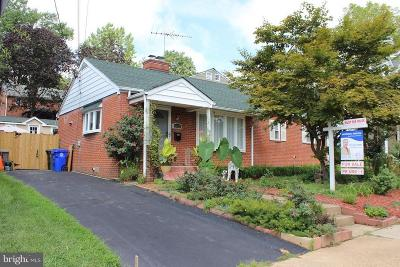 Arlington Single Family Home Active Under Contract: 2648 N Sycamore Street