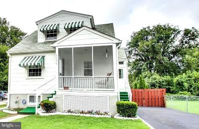Brentwood Single Family Home Under Contract: 3404 Webster Street