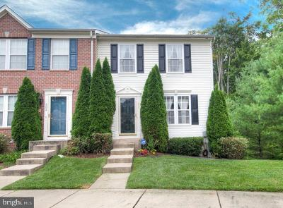 Aberdeen Townhouse For Sale: 501 Cool Breeze Circle