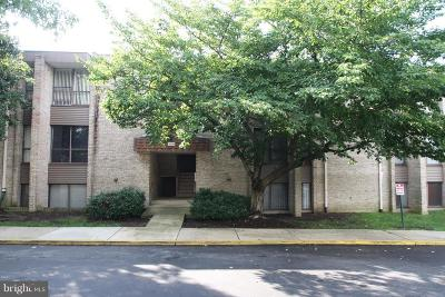 Temple Hills Condo For Sale: 3309 Huntley Square Drive #A