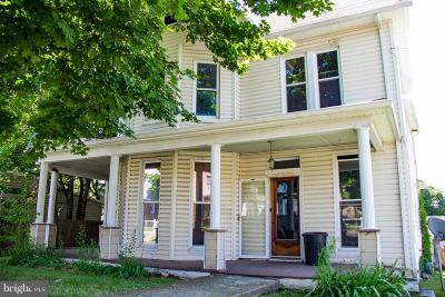 Frostburg Single Family Home For Sale: 62 Bowery Street
