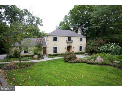 Haverford Single Family Home Active Under Contract: 646 Robinson Lane