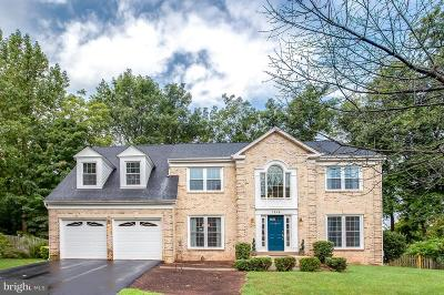 Herndon Single Family Home For Sale: 1216 Rowland Drive