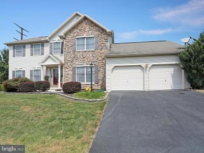Mechanicsburg Single Family Home For Sale: 2186 Canterbury Drive