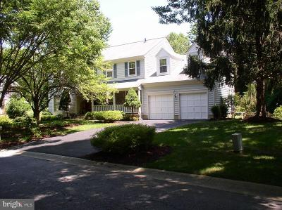 Montgomery Village Single Family Home For Sale: 8509 Silverfield Circle