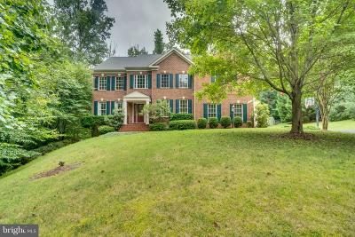 Manassas VA Single Family Home For Sale: $669,900