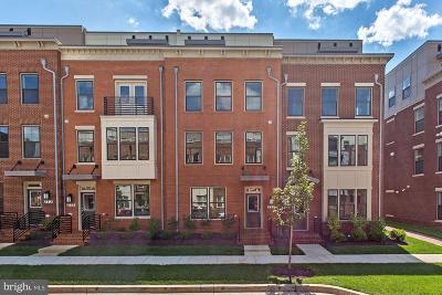 Gaithersburg Townhouse For Sale: 220 Kepler Drive