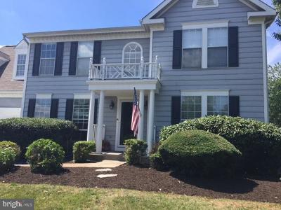 Prince William County Single Family Home For Sale: 2837 Cleeve Hill Court