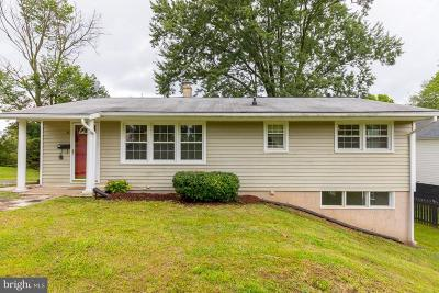 Warrenton Single Family Home For Sale: 34 Warrenton Boulevard