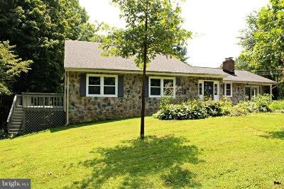 Laytonsville Single Family Home For Sale: 6104 Sam Riggs Road
