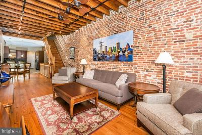 Locust Point Townhouse For Sale: 1600 Clement Street E