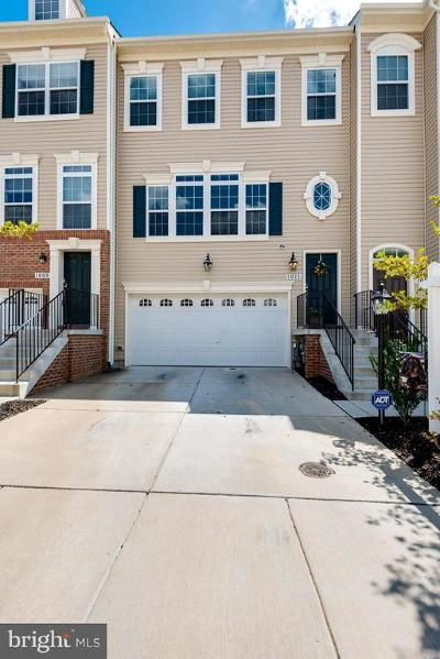 Gambrills Townhouse For Sale: 1011 Red Clover Road