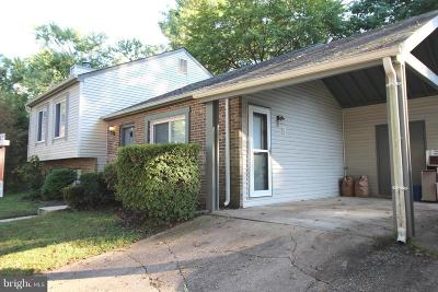 Gaithersburg Single Family Home For Sale: 5 Renmark Court