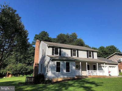 Woodbine Single Family Home For Sale: 5163 Braddock Road