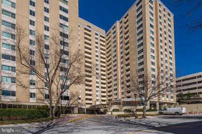 Chevy Chase Condo For Sale: 4601 Park Avenue #815Q