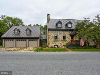 Landisville Single Family Home For Sale: 1080 Snapper Dam Road
