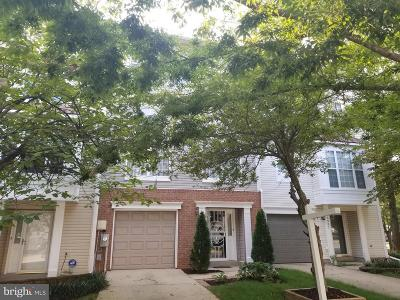 Bowie Townhouse Active Under Contract: 13903 Grenfell Place