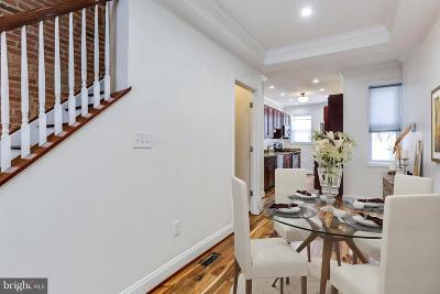 Locust Point Townhouse For Sale: 1454 Reynolds Street