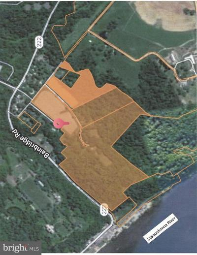 Port Deposit Residential Lots & Land For Sale: 120 Beechwood Drive