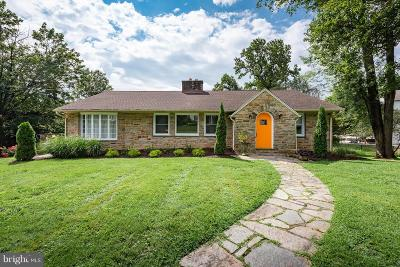 Baltimore Single Family Home For Sale: 6003 Lakeview Road
