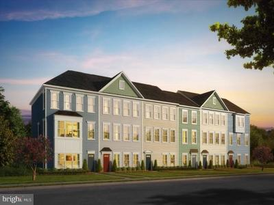 Rockville Townhouse For Sale: Potomac Heights Ln