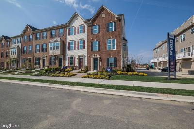 Westphalia Town Center Townhouse For Sale: 5311 Woodyard Road #F