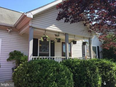 Martinsburg WV Single Family Home For Sale: $154,900
