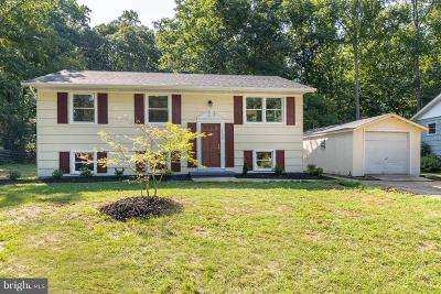 Davidsonville Single Family Home For Sale: 1529 Patuxent Manor Road