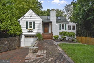Arlington Single Family Home Active Under Contract: 1825 Quintana Street N