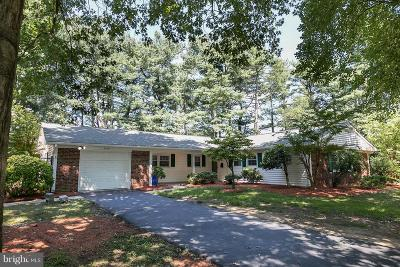 Bowie Single Family Home For Sale: 3308 Mayo Place