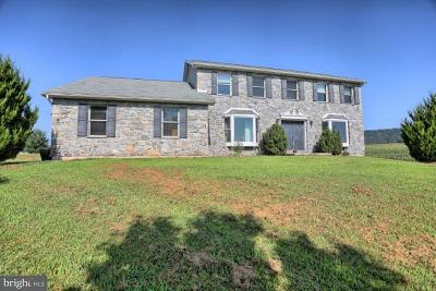Newport Single Family Home For Sale: 600 Center Road