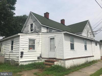 Bridgeville Single Family Home For Sale: 126 N Main Street