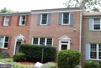 Burke Townhouse For Sale: 5404 Brixham