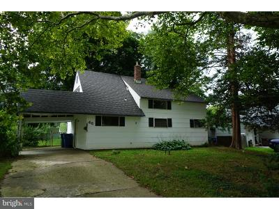 Levittown PA Single Family Home For Sale: $130,000