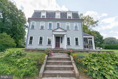 Bucks County Single Family Home For Sale: 719 Easton Road